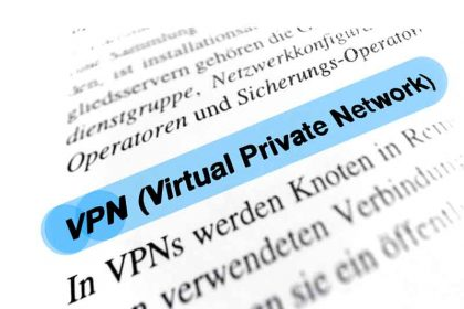 using vpn